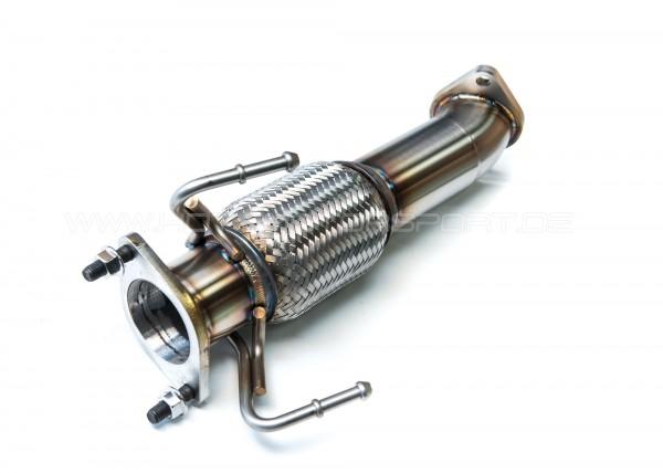 Flexstück / Hosenrohr zu Downpipe Hyundai i30N mit OPF