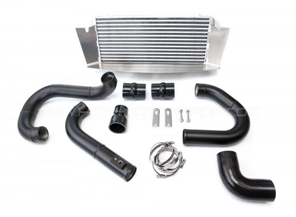 Ladeluftkühler + Ladeluftrohre Corsa D OPC