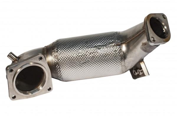 HJS ECE Downpipe Hyundai i30N / Performance 300 CPI