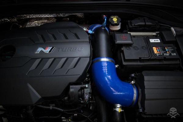 Intake-Pipe / Ansaugung Hyundai i30N 89 mm